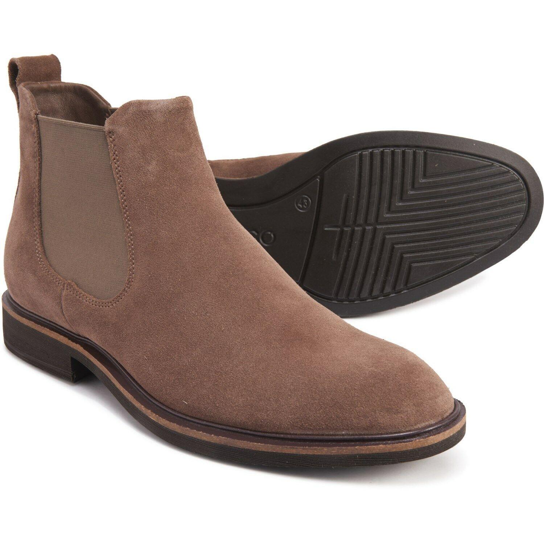 ECCO Vitrus II Chelsea Boots Suede