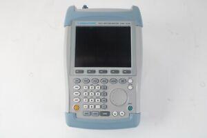 Rohde & Schwarz FSH18 Handheld Spectrum Analyzer 10MHz-18GHz