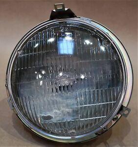 VINTAGE TOSHIBA SEALED BEAM HEADLIGHT HEAD LAMP