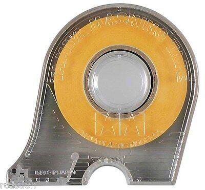 Tamiya 6mm Masking Tape with Dispenser  TAM87030