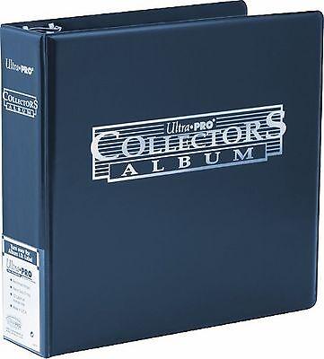 Raccoglitore ad Anelli 9 tasche Ultra PRO Magic Collectors BLUE Blu Album MTG