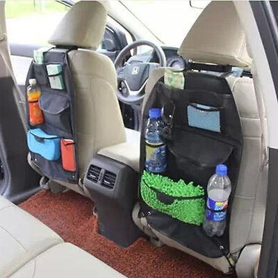 Car Accessories Car Multi-Use Pocket Storage Organizer Car Seat Back Bag New t