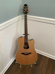 Takamine GB7C Garth Brooks CTP-3 Preamp cool tube acoustic electric Guitar Case