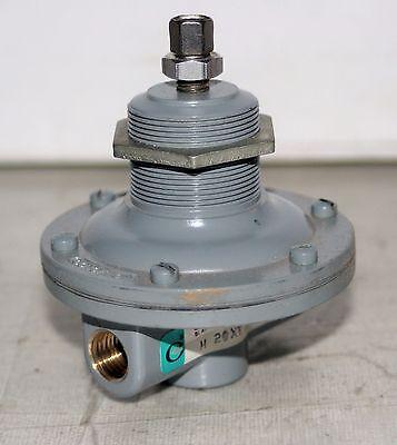 """1/4"""" Npt Fine Pressure Regulator 0-25 Range/200 Psi Max Conoflow H 20xt K 0 25 Nieuw (In) Ontwerp;"""