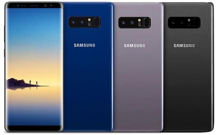 Samsung Galaxy Note 8 Smartphone Verizon Straight Talk