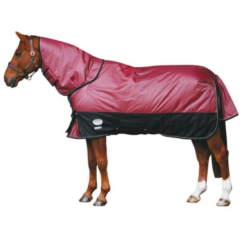 WEATHERBEETA APEX DETACH A NECK COMBO HEAVY TURNOUT RUG 5 ' 9 FREESTYLE SALE b
