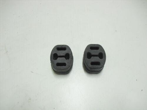 2 x Gummihalter für Fiat Cinquecento Seicento Halterung Auspuffhalter