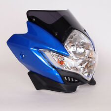 Fit 2006-09 Suzuki Raider R150 Belang Satria F150 Head Light Lamp Motocycle Blue