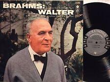 BRAHMS Symphony No.2 Bruno Walter COLUMBIA ML-5125 6-eye mono