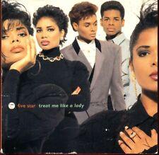 FIVE STAR - TREAT ME LIKE A LADY - CARD SLEEVE 3 INCH 8 CM CD MAXI
