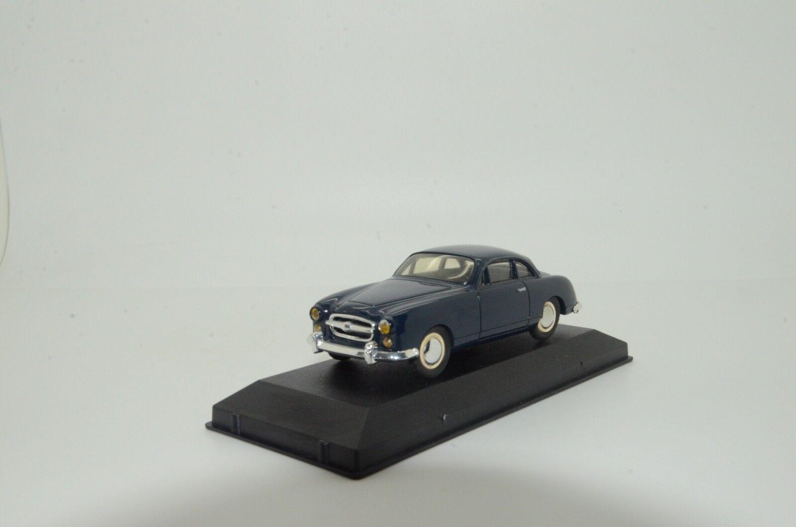 RARE !!! Ford Comete Blue Leader Eligor 140090 1/43