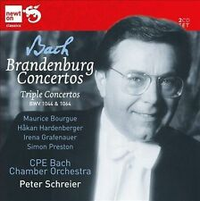 Bach: Brandenburg Concertos, New Music