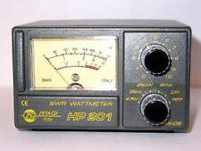 Zetagi HP201 SWR/PWR Power Meter 2kW 3-200Mhz 201CB Radio