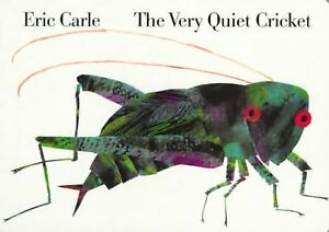 Very-Quiet-Cricket-Hardcover-by-Carle-Eric-Brand-New-Free-shipping-in-the-US