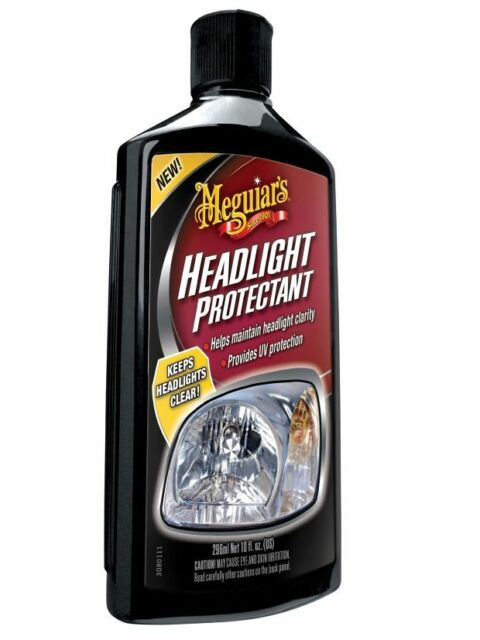 Meguiars Headlight Protectant 296ml G17710 Brand New Sealed Ultimate Stockist