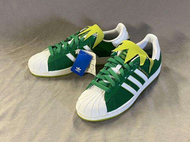 Size 11 - adidas Superstar 2 Kermit The Frog for sale online | eBay