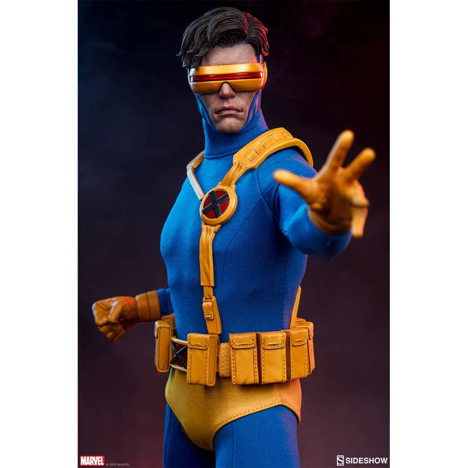 Sideshow Marvel X-Men Cyclops Sixth Scale Figure NEW IN STOCK on eBay thumbnail