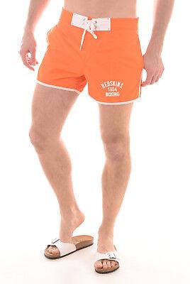 Dedito Redskins Pantaloncini Mare Red16 Arancione