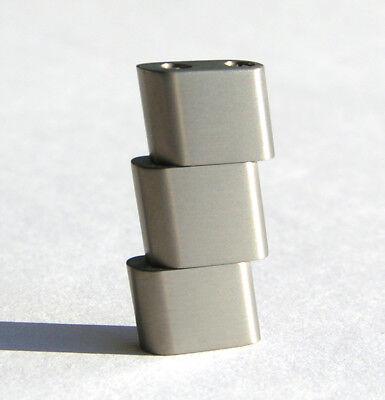 Breitling Chrono Avenger M1 142e E8017210 142e 20mm Titan Glied Link I021 Halten Sie Die Ganze Zeit Fit