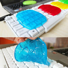 5PCS Magic Super Clean Cyber Keyboard Dust Clean Mud Cleaner Slimy Gel Random
