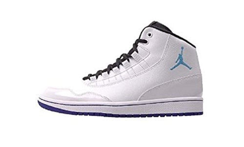 Jordan ejecutivo blancoo azul Lagoon Concord Negro 820240 116 Talla 11