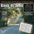 Book of John, Chapters 1-21 by Various Artists (CD, Jan-2007, 2 Discs, Gusto Records)