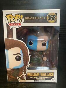 Funko-Pop-Movies-Braveheart-William-Wallace-368-Funko-Pop-Vinyl-Figure-RARE