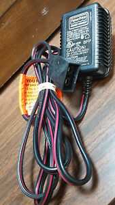 Power Wheels Fisher Price Mattel 6 Volt Charger (00801-1781) - Qwik Ship!