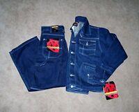 Urban Xs Blue Jean Jacket & Blue Jeans 2 Pc. Set ( Youth Size 12 ) W/tags