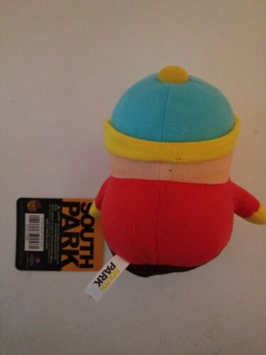 South Park Eric Cartman Plush Stuffed Figure Doll Toyfactory 5inches