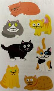 Cats Paw Grossmans Stickers Mrs