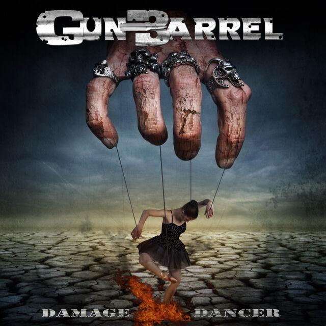 GUN BARREL - Damage Dancer - CD - 200854