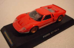 Qq C 2424 Scalextric Ru Ford Gt40 Collectionneurs Mkii Club 2003 - Superslot