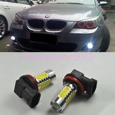 2x Bright Error free H11 LED projector Fog Light bulb For BMW E90 325 328 335i