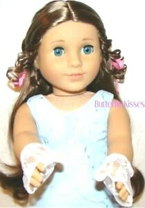 Fancy-Lace-Gloves-Communion-Easter-18-in-Doll-Clothes-Fits-American-Girl