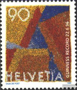 Schweiz-1584-kompl-Ausg-gestempelt-1996-Buchstabe-A