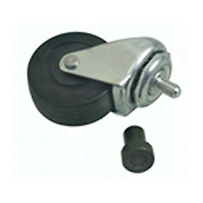 2 Inch LISLE 96422 Replacement Wheel for Low Profile Plastic Creepers