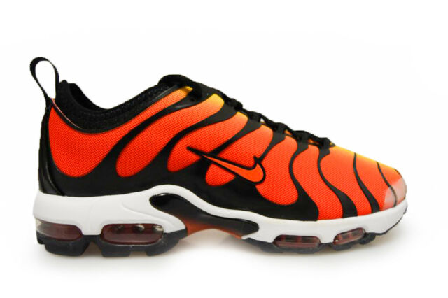 Hombre Nike Air Max Plus TN Ultra - 898015 004 - Tigre NEGRO TOUR AMARILLO