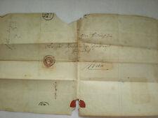 Österreich -  Brief  10  Kreuzer   sehr alt
