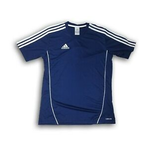 Details about Adidas Navy Blue Youth Unisex Soccer Jersey Official Product