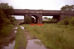 PHOTO-GREAT-CENTRAL-RAILWAY-LOOKING-NORTH-AT-BRIDGE-NO-509-CARRYING-THE-B4525-R