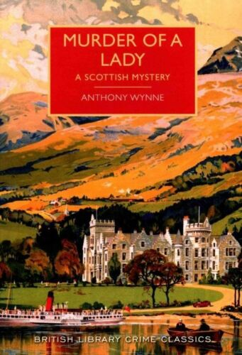 1 of 1 - Murder of a Lady by Anthony Wynne (Paperback, 2016)