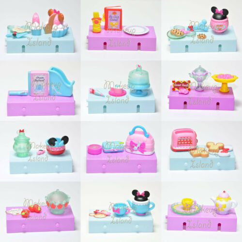 Loose DISNEY Happy Places Shopkins S1 Belle Cinderella or Minnie Home Decors NEW