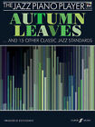 The Autumn Leaves: (piano/CD) by John Kember (Mixed media product, 2008)