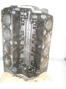 chevrolet vortec 5 7 350 4 bolt 4b main short block engine. Black Bedroom Furniture Sets. Home Design Ideas