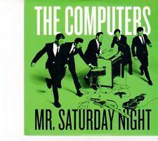 (DZ511) The Computers, Mr. Saturday Night - 2013 DJ CD