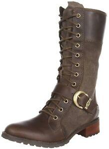 Timberland-Bethel-Chaussures-Femme-41-Bottes-Buckle-Mid-Bthl-Bottines-UK7-5-Neuf