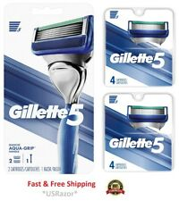 Gillette 5 Men's Razor Blade Refills 8 Count