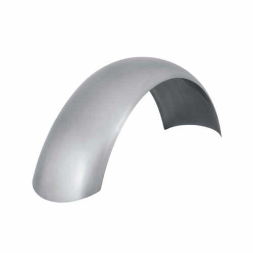 """Motone Arrière Fender//Garde-boue acier laminé 180 mm largeur 15/"""" Roue Bobber//Chopper"""