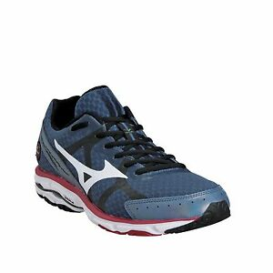 half off 17c64 ebc97 Details about Mizuno Wave Rider 17 Mens Running (D) (301) RRP $200.00 +  Free AU Delivery